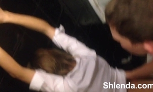 Subfusc club's the Gents hard sex. college student whore