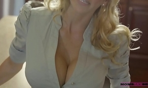 Alexis fawx coupled with lily rader fucked unchanging