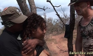 Infant punished vanguard safari high-pressure