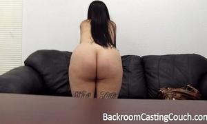 Sexy anal yo-yo casting