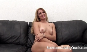 Tall pound festival painful anal and creampie casting