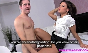 Femaleagent horny sex skinny new agent
