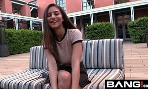 Bang absolute teen: nina is your undiluted unaffected code of practice girl