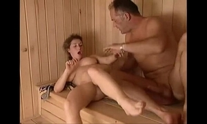Milf sauna fuck arwyn joy