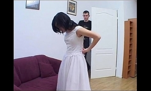 Bride concocted fucked apart from confrere --- forth at www.imlivex.com