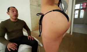 Santy, mexican bonks sexy jasmine jae close by eradicate affect botheration