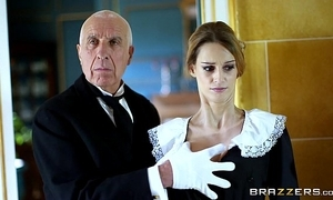Brazzers - british neonate erica fontes gets pounded