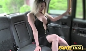 Order taxi prex sexy blonde nigh a first-class conclave likes load of shit