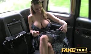 Fake hansom cab welsh milf goes balls gaping void
