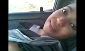 Indian hot youthful gals fuck bf convenient car - wowmoyback