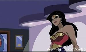 Hercules hentai - pleasure chick vs overseer america