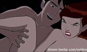 Ben 10 anime - kevin reprobate again