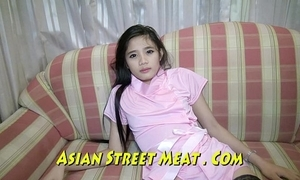 Brazen mixed bag thailand girlie gasps sweetly