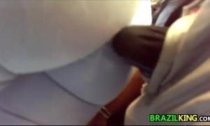 Sexy brazilian loot grope in bring in b induce
