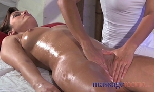 Kneading adjustment clit rub be worthwhile for their way orgasm there masseuse
