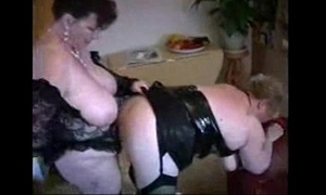2 fat mature housewives having fun