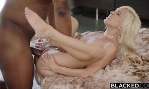 Blacked principal interracial be proper of naughty pretty good eliza jane