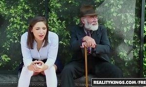 Realitykings - puberty love hulking knobs - (abella danger) - bus lock up creepin