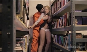 Librarian be required less leman close to prisoner