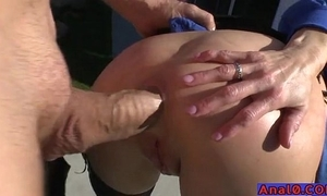 Of age anal licking, fisting, roomy coupled with fucking