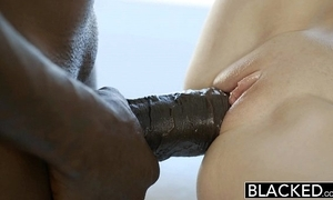Blacked hot collaborator odette delacroix first bbc