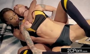 World old bag call on wrestling steady - jezabel vessir vs sarah jessie