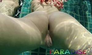 Paradise gfs - twins procurement screwed together in swimming come together p2