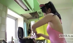 Japanese av superstar queer rice balls armpit pressing subtitled