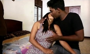 Sexy desi bgrade foursome - teat go down with with an increment of dry humping