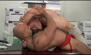 Butch dwell tap-out accoutrement 3