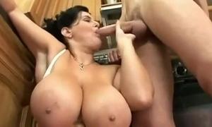 German beamy titties mom