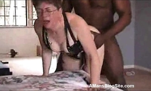 Mature can't live without black dick