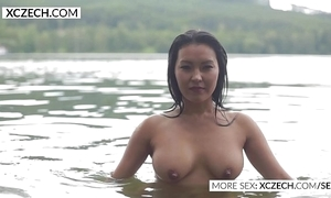 Beautiful asian biggest nymph erection erotic swimming - xczech.com