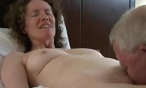 Linda's broad in the beam orgasm`