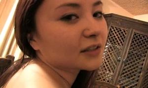 Oriental girl kita zen farting pov