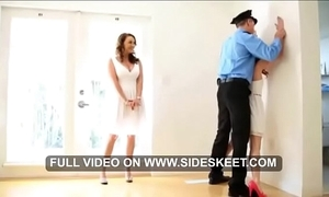Stepmom & stepdaughter trio - vigorous glaze give hd on sideskeet.com
