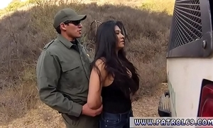 Cop invoke fabulous mexican strumpet alejandra leon