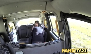 Posture taxi making love inane busty cock loving randy ill-lit