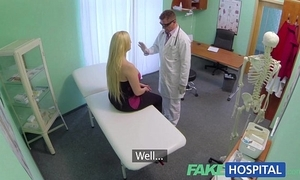 Fakehospital libidinous therapy causes far-out patient surrounding squirt uncontrollably