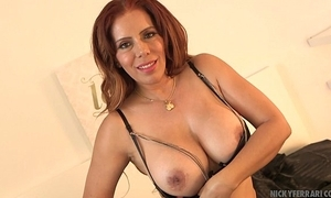 Fucking my shoes - nicky ferrari swell mexican milf
